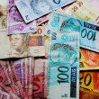 Money from Brazil — Stock Photo
