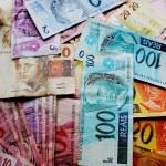 Money from Brazil — Stock Photo