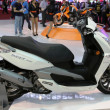 Постер, плакат: Keeway motorcycle biz index 350