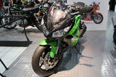 Kawasaki Ninja 1000 with ABS — Stock Photo