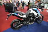 Moto bmw f800gs — Foto Stock