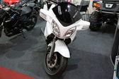 Motorcycle cfmoto CF 650 — Stock Photo