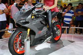 Motorcycle Ducati 1199 Panigale — Stock Photo