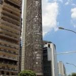 Edificio Italia in sao paulo Brazil — Stok fotoğraf