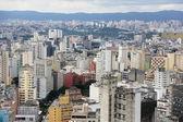 Center of sao paulo — Stock Photo