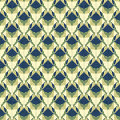 Seamless geometric pattern like origami. Vector. — Stock Vector