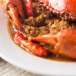 Chili crab - Stock Photo