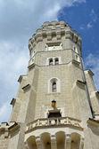 Chateau Hluboka in South Bohemia - Czech republic — Stock Photo