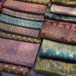 Hand made best thai silk — Stock Photo #36584327