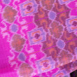 Hand made best thai silk — Photo
