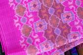 最高タイ ・ シルクの手作りсвятий петроній статуя. болоньї. емілія-романья. італія — ストック写真