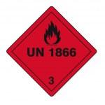 Hazardous substances signs icon flammable skull radioactive hazard fire — Stock Vector #11511163