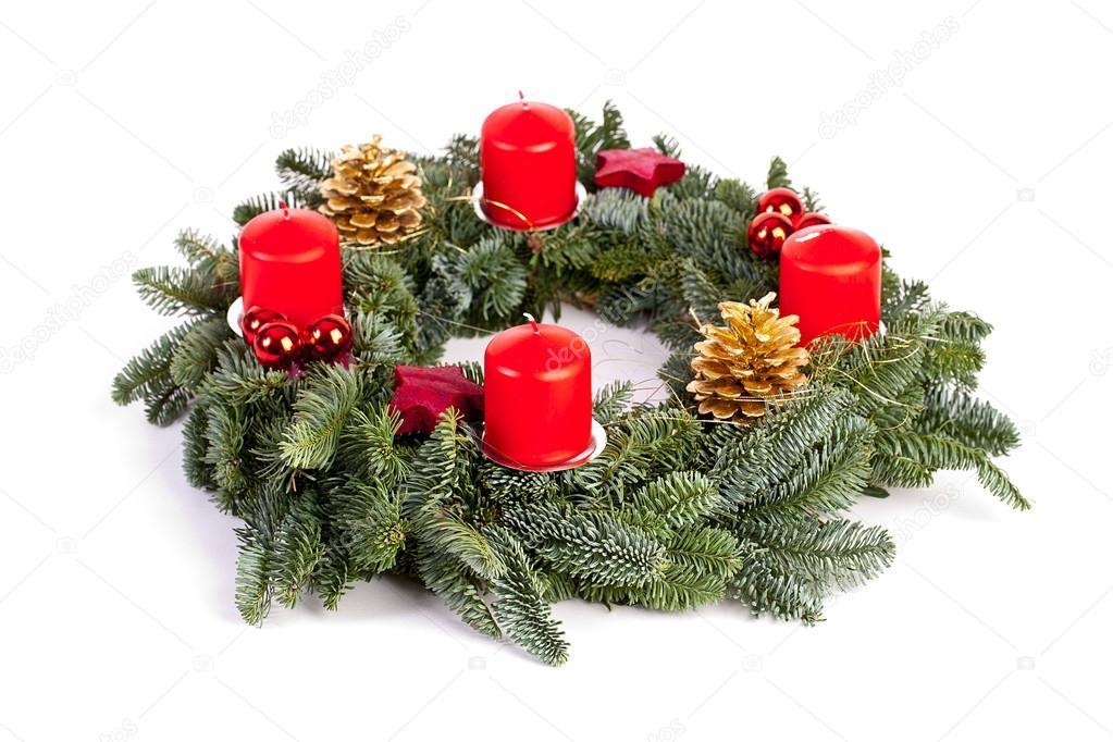 advent kranz kerzen flamme weihnachten dekoration. Black Bedroom Furniture Sets. Home Design Ideas