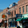 Beale Street - Stock Photo