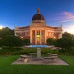 College Campus — Stock Photo #14651015