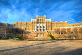 Central High School — Stock Photo