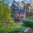 Stock Photo: Old Mill - Arkansas