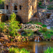 Stock Photo: Old Mill Pond