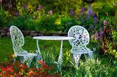 Garden Oasis — Stock Photo