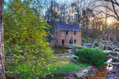 Old Mill - Arkansas — Stock Photo