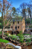 Old Mill, North Little Rock — Stock Photo