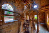 Grist Mill — Stock Photo