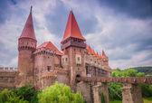 Corvins' Castle, Romania — Stock Photo