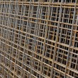 Metal reinforcing mesh — Stock Photo #22920944