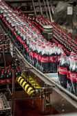 The Coca-Cola beverages Ukraine — Stock Photo