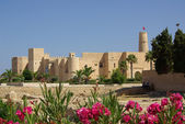 Ribat in Monastir in Tunisia, Africa — Stock Photo