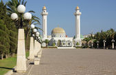 Mausoleum of Bourguiba in Tunisia in Africa — Stock Photo