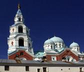 ヴァラームを島します。この preobrazhenskiy 大聖堂、ロシア — ストック写真