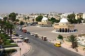 Types of Monastir in Tunisia, Africa — Stock Photo