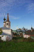 Suzdal, Golden Ring of Russia — Stock Photo
