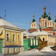 Brusensky Monastery in Kolomna, Russia — Stock Photo