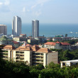 Views of Pattaya, Thailand - Stock Photo