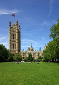 Houses of Parliament in London — Stock Photo