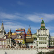 Izmailovo Kremlin in Moscow, Russia — Stock Photo