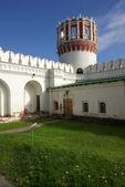 Stora kloster av ryssland. novodevitjiklostret. — Stockfoto