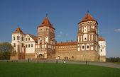 Mir Castle Complex. Belarus — Stock Photo