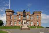 Inverness Castle, Scotland — Foto Stock