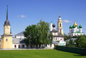 Novo-Golutvin Holy Trinity Monastery, Kolomna — Stock fotografie