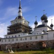 Stock Photo: Solovetsky Monastery, Russia