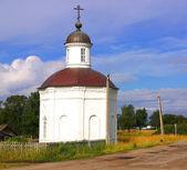 Chapel on Solovki — Stock Photo