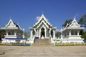 Kaew Grovaram Temple in Krabi Town, Thailand — Stock Photo