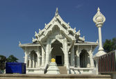 Kaew Grovaram Temple in Krabi Town, Thailand — Stock Photo