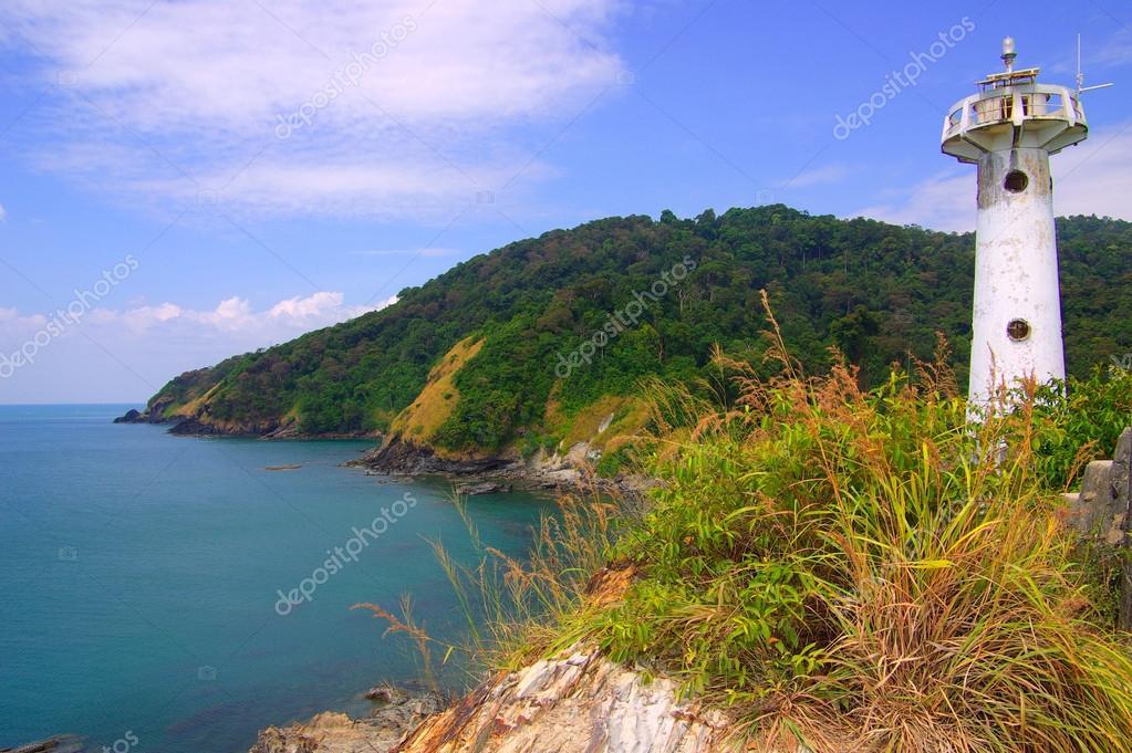 兰塔岛, 甲米, 泰国岛上的灯塔