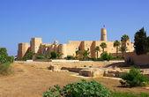 Ribat in Monastir in Tunisia, Africa — Stock Photo