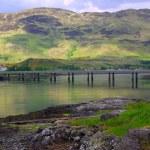 Loch Duich, Scottish Highlands — Stock Photo #42447219
