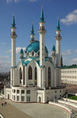 Qol Sharif Mosque in Kazan Kremlin, Tatarstan, Russia — Stock Photo